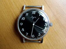LUCH Ultra Slim Russian Soviet Vintage watch