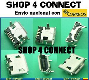 BQ EDISON TABLET MICRO USB CONECTOR DE CARGA CHARGE PORT DC POWER JACK SOCKET LG