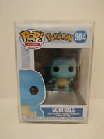 Funko Pop Pokemon Squirtle 504. Hard Stack Case