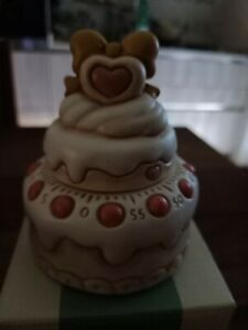Thun Timer Cupcake