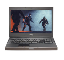 POWERFUL🎮GAMING DELL PRECISION Core i7 3.80GHz AMD FIREPRO✔️8GB RAM✔️256 SSD