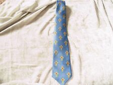 Scottish Rites Crown Cross Masonic Necktie Blue Lodge Rose Croix Fraternity NEW!