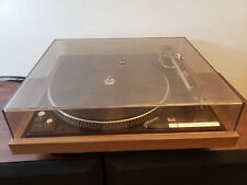 Dual 604 Turntable with Ortofon LM15