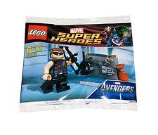 Shrink Wrapped Super Heroes LEGO Complete Sets & Packs