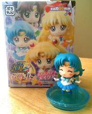 Sailor Moon - Petit Chara Mini Figure Megahouse - MERCURY (B) blush