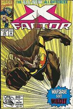 X-FACTOR COMIC BOOK #76