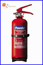 5 x 4KG POWDER FIRE EXTINGUISHER CE MARKED INDUSTRIAL USE