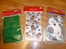 Holiday Treat and Bakery Bags (3 Packages) - New