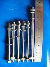 NUOVO AJS/MATCHLESS 6 pezzi bullone motore set-amc resistenti singles-6 ACCIAIO