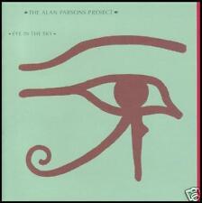 ALAN PARSONS PROJECT - EYE IN THE SKY D/Rem CD w/BONUS Trax! ~ 80's POP *NEW*