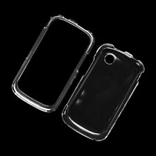 For ZTE Merit Z990g 990g HARD Protector Case Snap on Phone Cover Crystal Clear