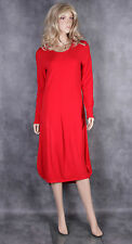 New Kokomarina Red Dress Size M Ladies Designer Evening Party Outfit BNWT