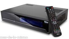 Caja micro-ATX HTPC aOpen HT80D para PC de Salon Control Remoto iMon Display LCD