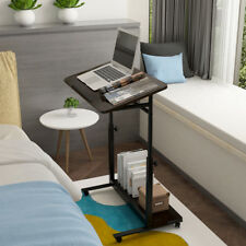 COLLECT!!!  Adjustable Computer Desk Laptop Table Stand Sofa Bedside High Gloss