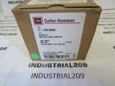 CUTLER HAMMER FD3100KL SER C MOLDED CASE SWITCH 100 AMP NEW IN BOX