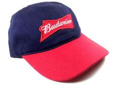 Budweiser Solid Hats for Men  1f9d2b9aac1e