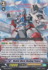 Cardfight Vanguard SOUL STRIKE x 4 Mobile Ward, Healing Palace - G-BT04/050EN -