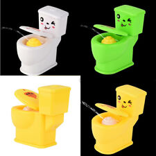 Mini Funny Prank Squirt Spray Water Toilet Closestool Joke Gag Toy For Kids New