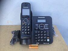 PANASONIC KX-TG6641  KX-TG6645  DECT 6.0  CORDLESS PHONE WITH 1HANDSET KX-TGA660