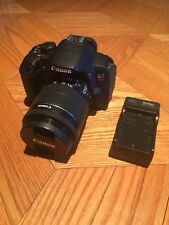 Canon EOS Rebel T5i 18.0MP Digital SLR Camera And 18-55mm Lens
