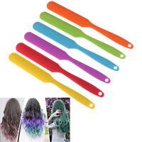 Heat Resistant Flexible Non-Stick Slim Silicone Spatula Kitchen Hair Slaon To JC