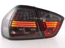 Coppia Fari Fanali Posteriori Tuning LED BMW serie 3 Berlina (E90) 05-08, nero