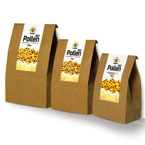 Bee Pollen Granules 100% Natural 1kg 500g 250g 100g Harvest Super Quality