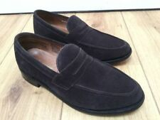 Loafers Round Synthetic Shoes for Men