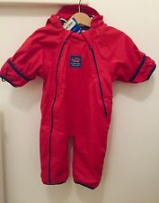 Jojo Maman Bebe Waterproof Fleece Lined All-In-One - NEW with Tag