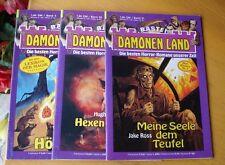 Dämonen-Land 2 Hefte zum Aussuchen / zur Auswahl