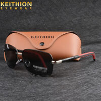 New Polarized Sunglasses Men's Fishing Driving Outdoor Sports Glasses Eyewear