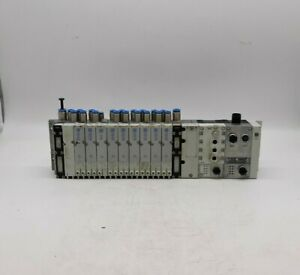 Festo CPX-FB33 548755 bus node With Electronics Module Assembly