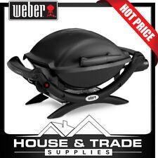 Weber Gas Barbecue Baby Q LPG BBQ BLACK Q1000