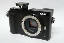 Panasonic Lumix DC-GX80 Gehäuse / Body gebraucht nur 438 Auslösungen GX80