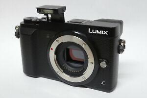 Panasonic Lumix DC-GX80 Gehäuse / Body gebraucht nur 509 Auslösungen GX80