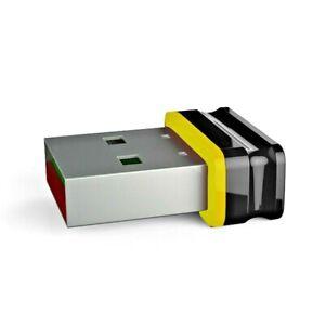 P8 Mini Nano USB Stick Schwarz Gelb