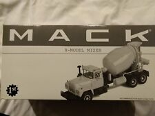 "1999 First Gear-"" TIGER PAW EXCAVATING "" Mack R-Model Mixer  1/34 #19-2392"