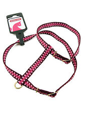 Harnais rose Marque Zolux pour chat  - Pink Harness for Cat