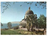Mount of Beatitudes, Church and Convent, Israel, Palestine Rare Postcard