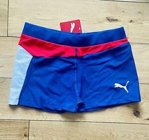 Puma Cuba Women's Volleyball Hot Pants New 750064 Size XL