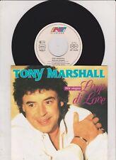 "7"" Tony Marshall Wir singen Loop Di Love / Perle der Ewigkeit  ( near mint )"
