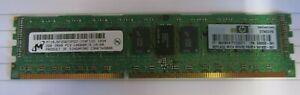 HP Micron MT18JSF25672PDZ-1G4F1DD 500202-061 501533-001 2GB PC3-10600 CL9 240P