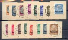 Luxembourg 1/16 Magnifique timbré coin de lettre de luxe (A6267