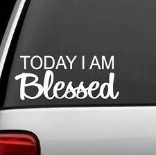 BLESSED GOD BELIEVE FAITH LOVE Sticker