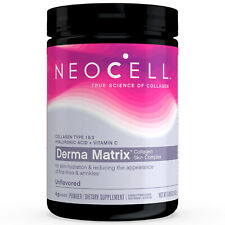 NeoCell Derma Matrix Collagen Complex 6.46 oz, Clearance for exp date 10/2020