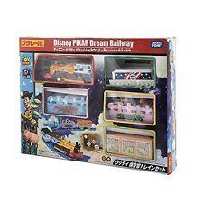 New Takara Tomy Disney Pixar Dream Railway - Woody sheriff train set TOY STORY