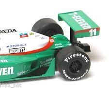 Nuevo SCALEXTRIC W9103 Dallara Andretti Indy Car Trasero Ala Alerón para (C2572)