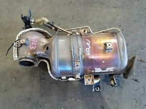 HOLDEN CAPTIVA CRUZE  PARTICULATE FILTER DPF