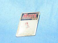 Olympic Games Badge Winter Olympics 1992 Albertville Mars Logo Pin Button Enamel