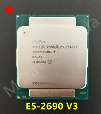 Intel Xeon E5-2690 V3 SR1XN 2.6GHz Twelve Core 12-Core LGA 2011-3 CPU Processor